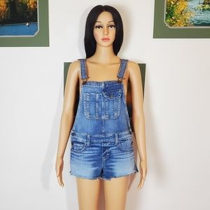 Abercrombie & fitch jeans overalls